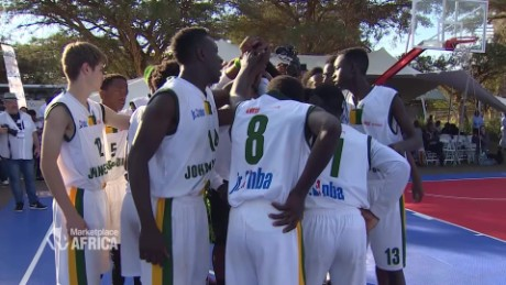 Marketplace Africa The NBA wants to be in every African country A_00000000