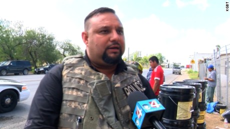Geovani Hernandez, an ex-police officer, has run unsuccessfully for political office.