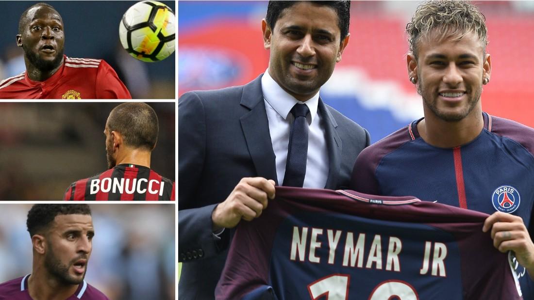 2017 summer transfers