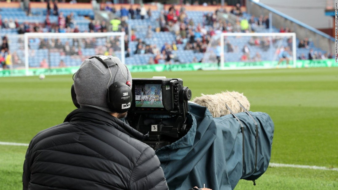 Sky and BT paid a record $6.58 billion for Premier League rights.