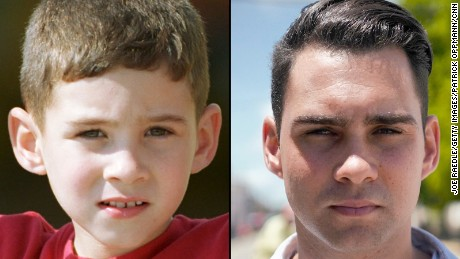 Elian Gonzalez in the spotlight