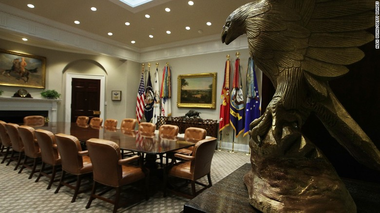 White House presents new West Wing renovations