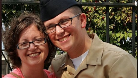 Mother of missing sailor: He 'loved the Navy'