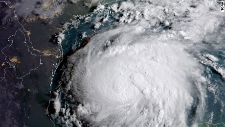 5 reasons to closely watch Hurricane Harvey
