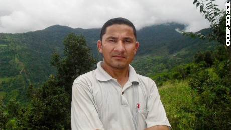 Amar Sunar, a human rights activist in Nepal, is excited about the new law.