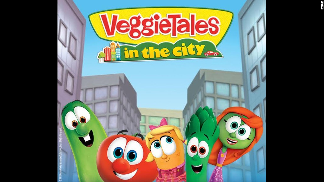 "<strong>""VeggieTales in the City"" Season 2: </strong>The adventures of Bob the Tomato and his friends are chronicled in this animated series. <strong>(Netflix) </strong>"