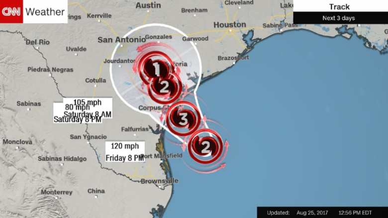 hurricane harvey u0026 39 s winds continue to slowly unravel  now a