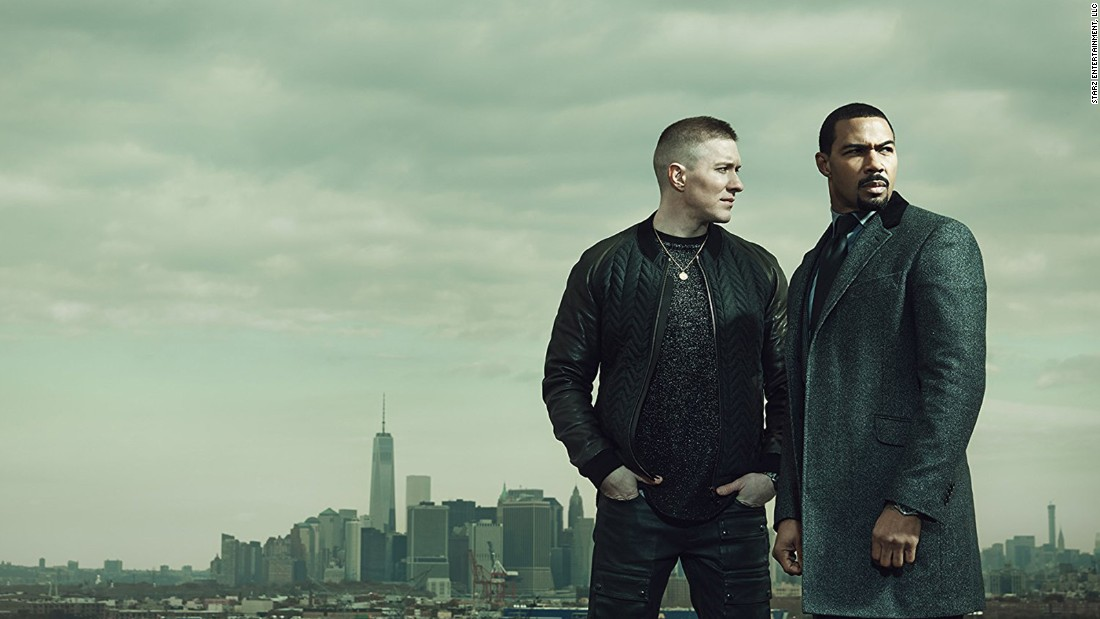 "<strong>""Power"" Season 3: </strong>Joseph Sikora and Omari Hardwick star as Thomas Patrick ""Tommy"" Egan and James ""Ghost"" St. Patrick in this series about a drug kingpin struggling to get out of the game an go straight as a club owner.<strong> (Hulu) </strong>"