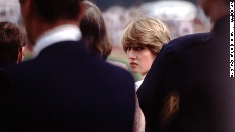 Diana, Princess of Wales (1961 - 1997), circa 1981.  (Photo by Kypros/Getty Images)
