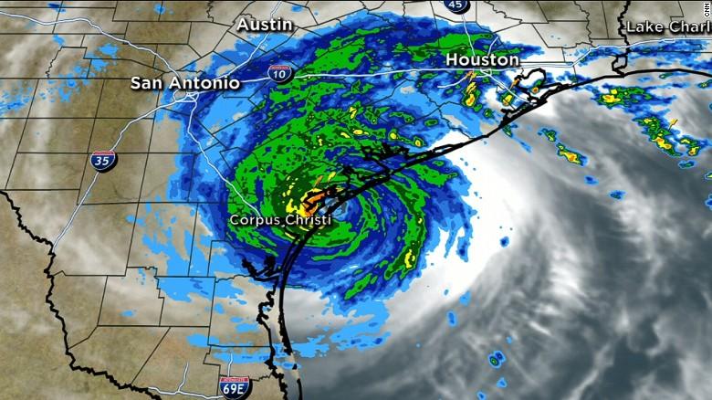 Hurricane Harvey Cleanup