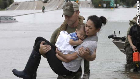 Hurricane Harvey likely to provoke polarizing fights