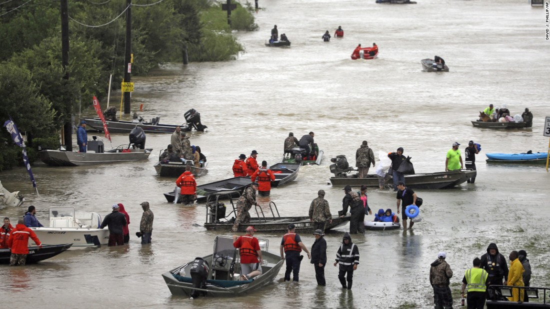 Amid harvey rescues houston officer 39 s body recovered cnn for Pictures plus houston
