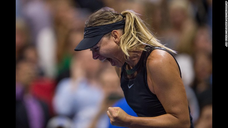 US Open 2017: Maria Sharapova's dream run ends