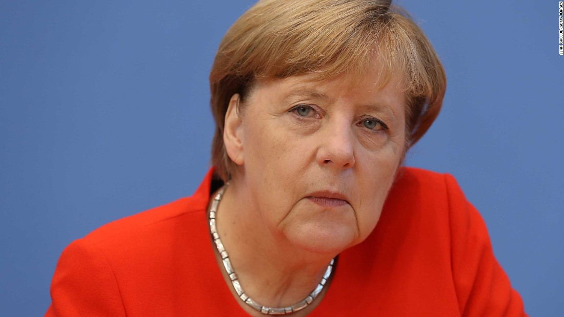 Merkel Warns Turkey Over Imprisoned Germans