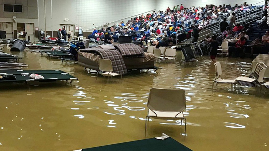 Harvey's floods close some hospitals; others hang on