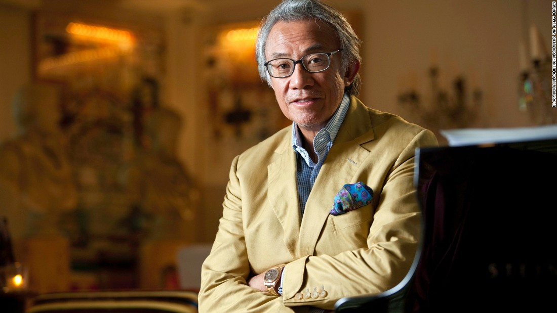 David Tang dies: tributes paid to Hong Kong businessman and socialite