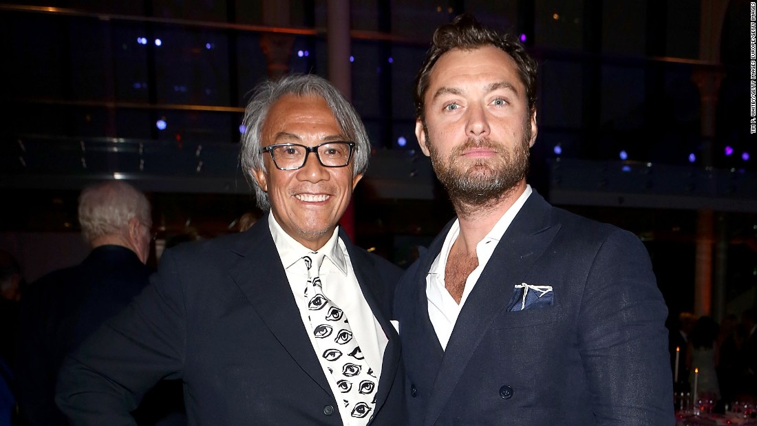 Sir David Tang, philanthropist and fashion industry doyen, dies at age 63