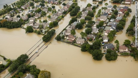 Photos: Hurricane Harvey slams Texas
