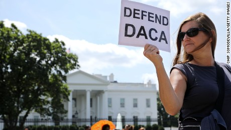 DACA on the brink