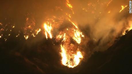 Mandatory Evacuation Orders In Los Angeles