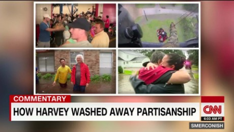 Comment: How Harvey washed away partisanship_00012022
