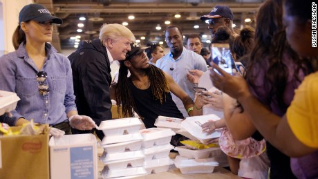 Trump says Harvey has 'profoundly' affected US