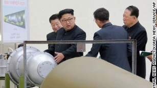US proposes UN resolution to ban oil exports to North Korea