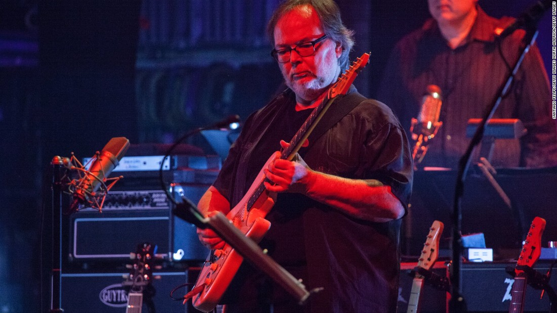 Steely Dan Founder Walter Becker Dead At 67