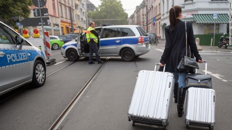 Police said the evacuation was precautionary.