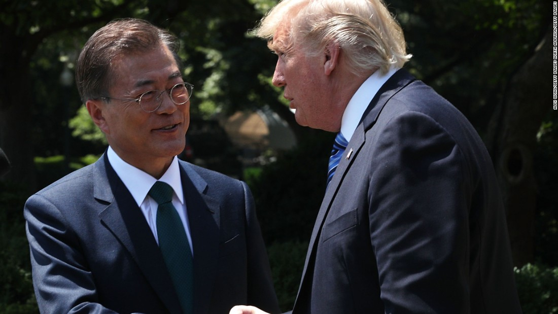 US, South Korea vow to increase pressure on North Korea