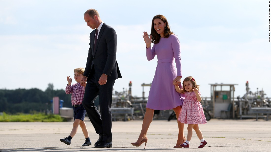 Duchess of Cambridge pregnant with third child - CNN