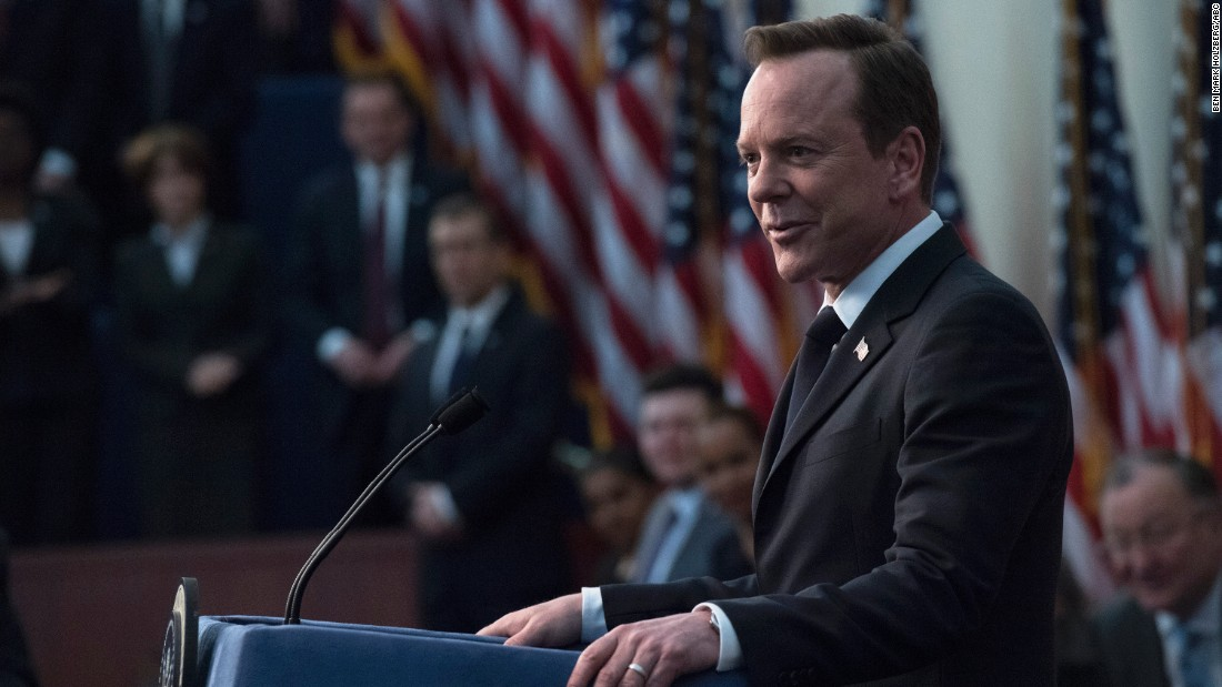 "ABC was determined to have this Keifer Sutherland drama survive for a second season, and it did. But it comes with some changes -- the most notable being a shift that finds the show leaning into a more ""West Wing""-inspired tone. <br />"