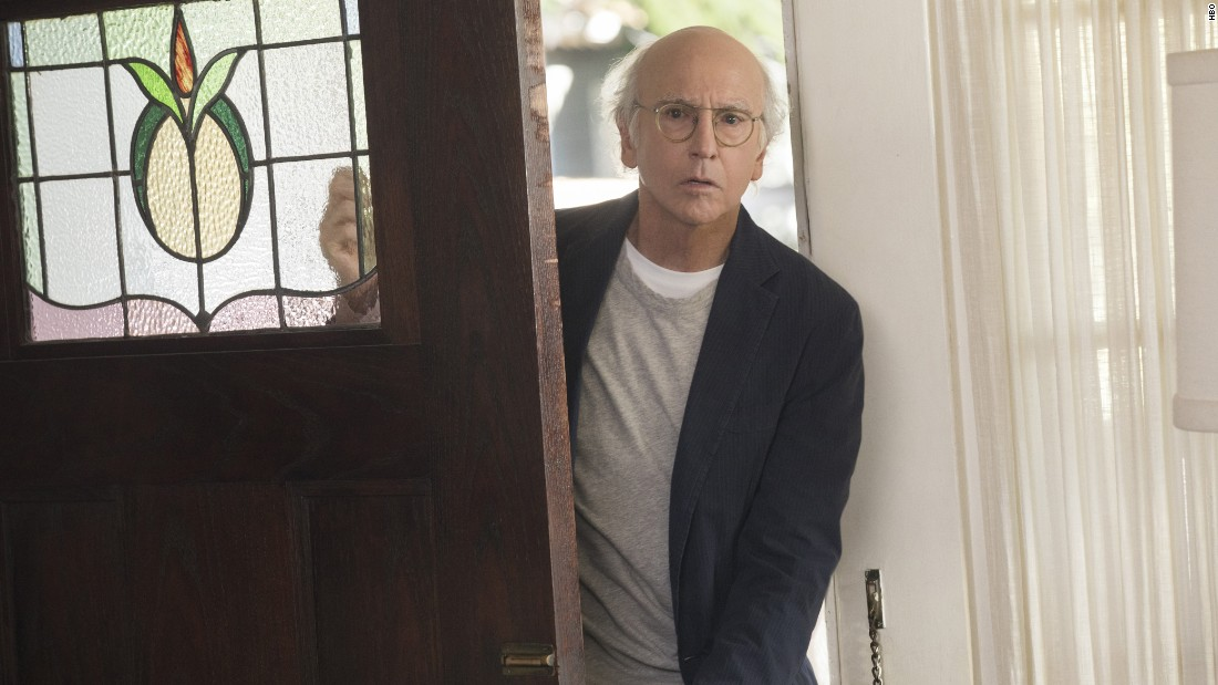 Larry David is finally coming back to HBO and for this long-awaited new season, he's bringing guest stars like Elizabeth Banks, Jimmy Kimmel, Nick Offerman and Bryan Cranston along for the ride. Our guess? It's going to be pretty...pretty...pretty good.