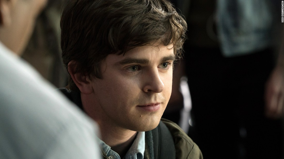 "Fresh off ""Bates Motel,"" Freddie Highmore stars as a surgical resident with autism, joining a new hospital. Just to cement the ""House"" comparisons, the producer, David Shore, was also responsible for that show."