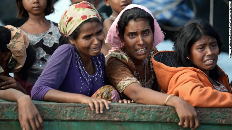 Who are the Rohingya and why are they fleeing?
