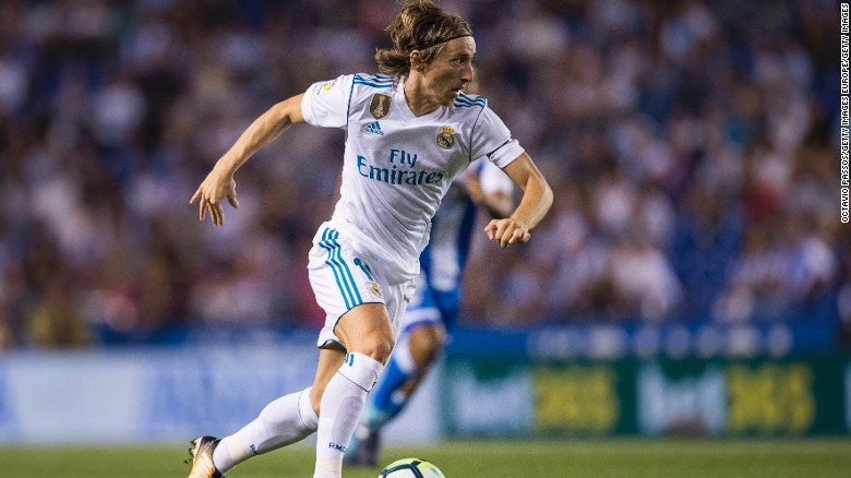 'Lucky' Luka on Real Madrid past and future