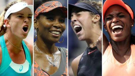 US Open: Keys, Vandeweghe join Williams, Stephens in semifinals