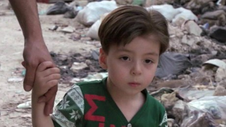 syria iconic boy omran revisited pleitgen pkg_00024407.jpg