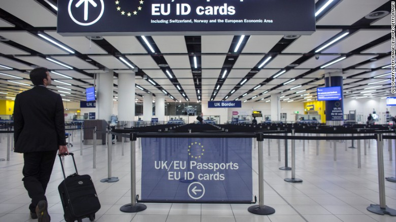 EU citizens living in UK face Brexit uncertainty