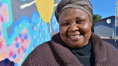 CNN Hero Rosie Mashale started a free daycare center and later an orphanage in her home for children in need in Cape Town, South Africa.