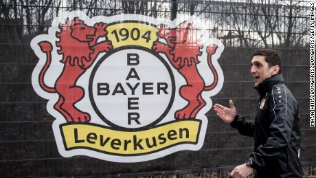 Bayer Leverkusen explore the future of tech