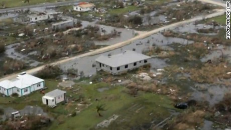 Barbuda PM: Unprecedented level of destruction