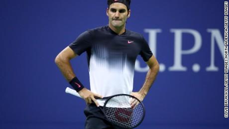 Federer last won the US Open in 2008.