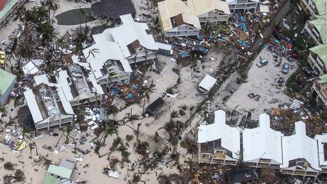 Después del Harvey, el turno del Irma