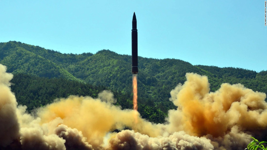 US considers shooting down NK missiles that don't pose a direct threat