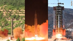 Why does North Korea keep launching ICBMs?