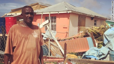 Don't forget about us: Irma's desperate Caribbean survivors
