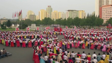 North Korea celebrates Foundation Day