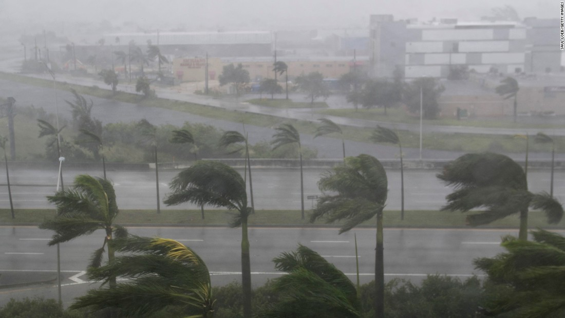 This is what South Florida looks like now
