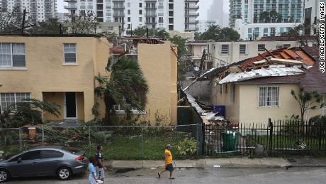 Six dead in Florida rest home as Irma death toll rises